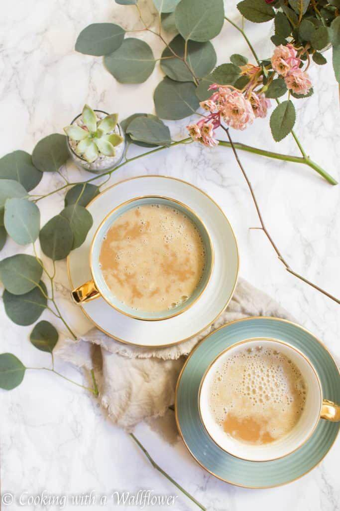 Een kopje koffie met Marieke …